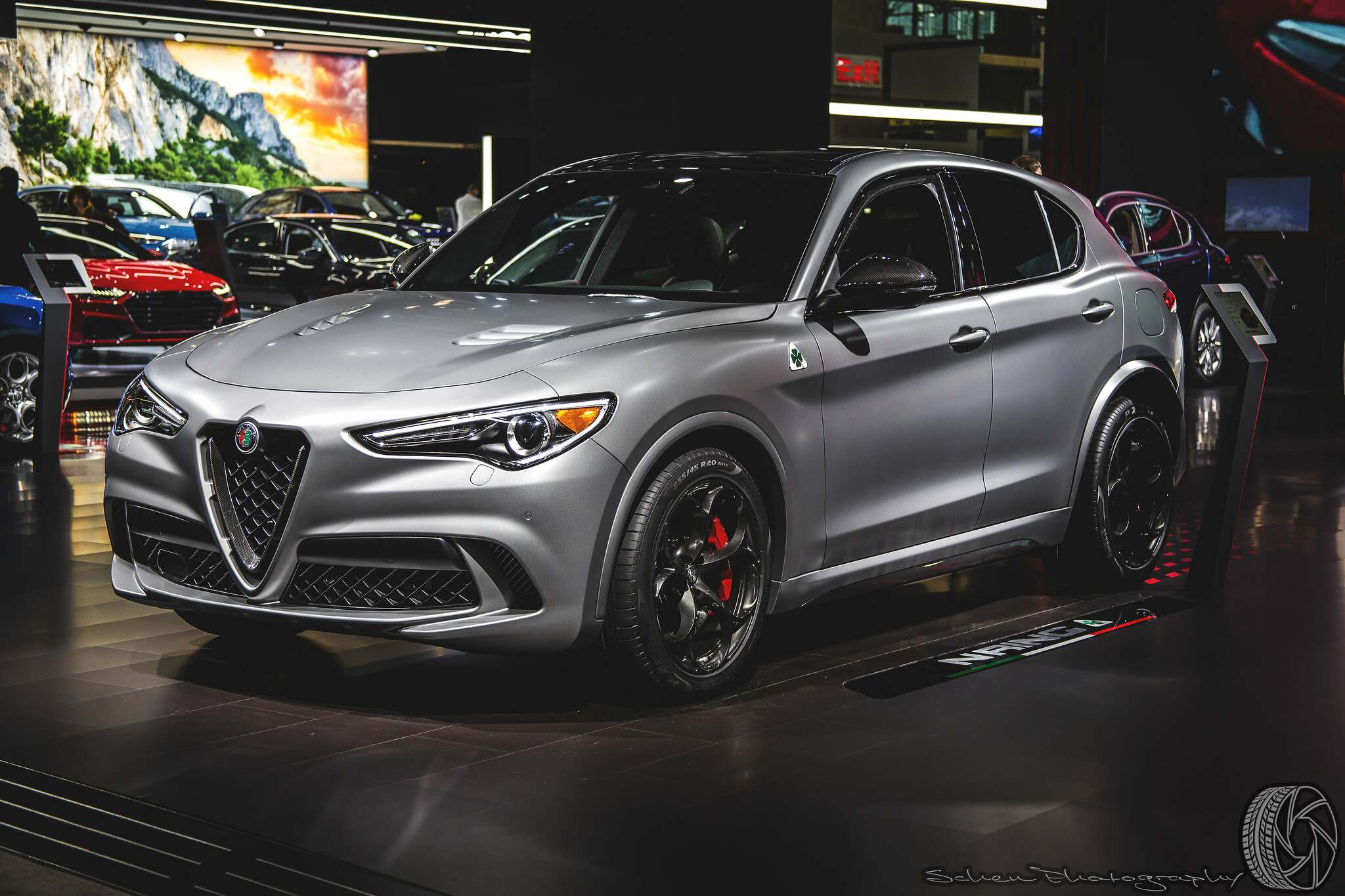 nyias6 The 2019 New York International Auto Show