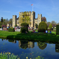 Tulip Festival  at Hever Castle,...