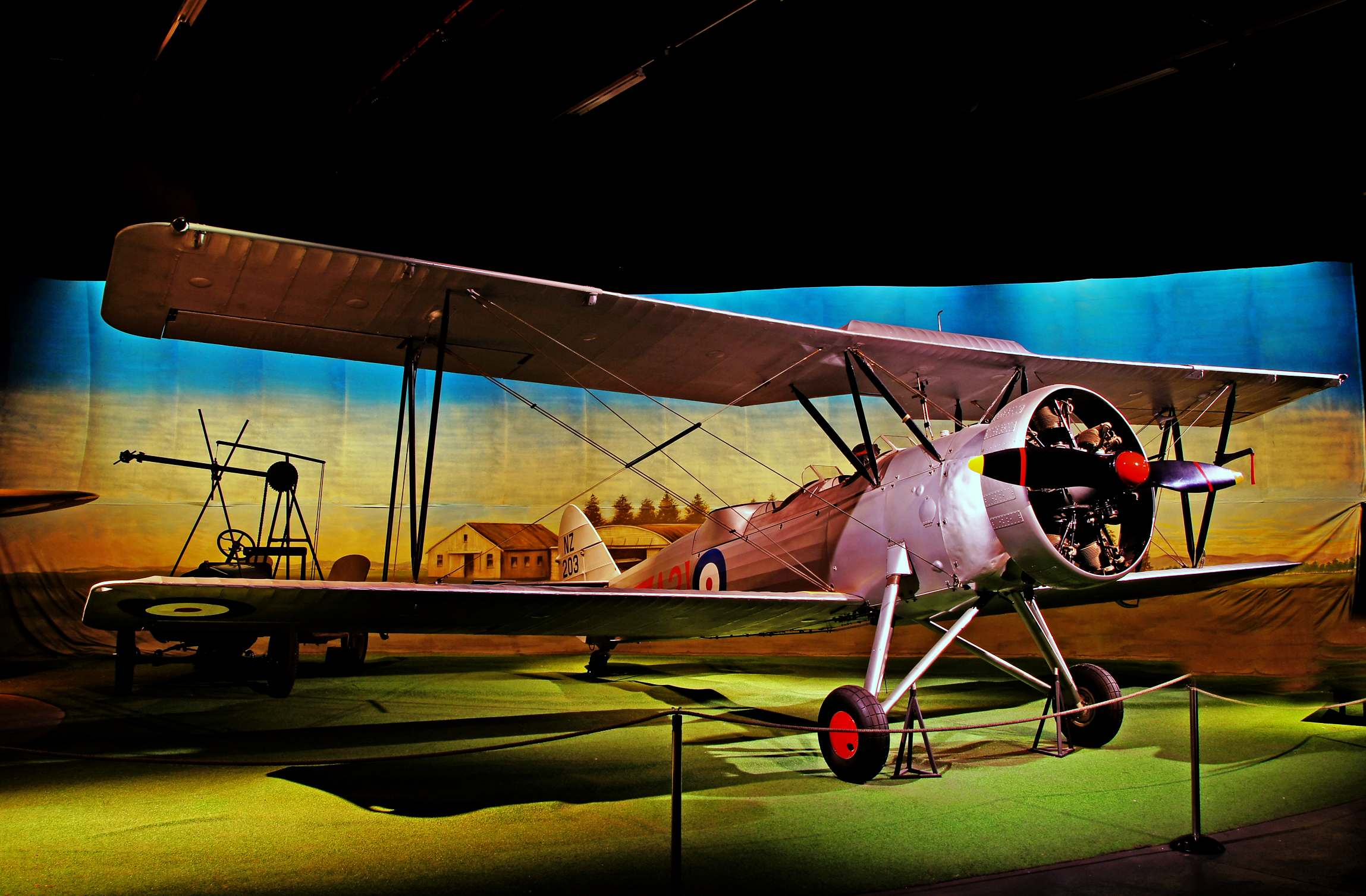 air force nz2 Air Force Museum of New Zealand   Must See Attraction