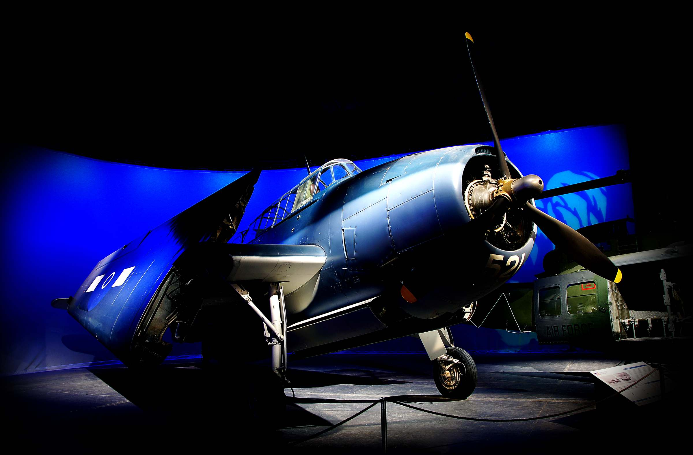 air force nz8 Air Force Museum of New Zealand   Must See Attraction