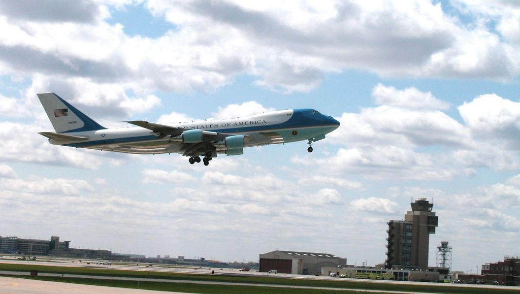 air force one4 Air Force One   The Safest Airplane in the World