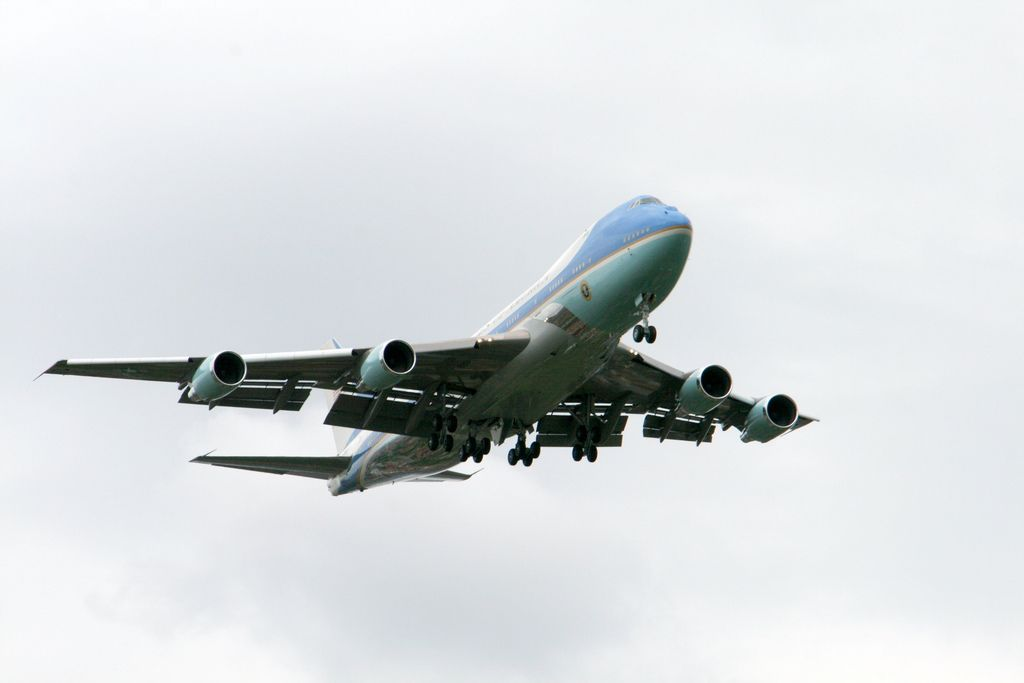 air force one9 Air Force One   The Safest Airplane in the World