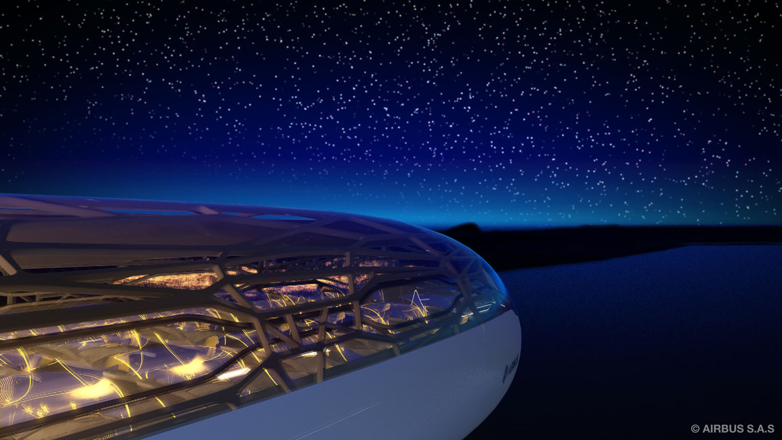 airbus jets4 Airbus Future Vision of Flying in 2050