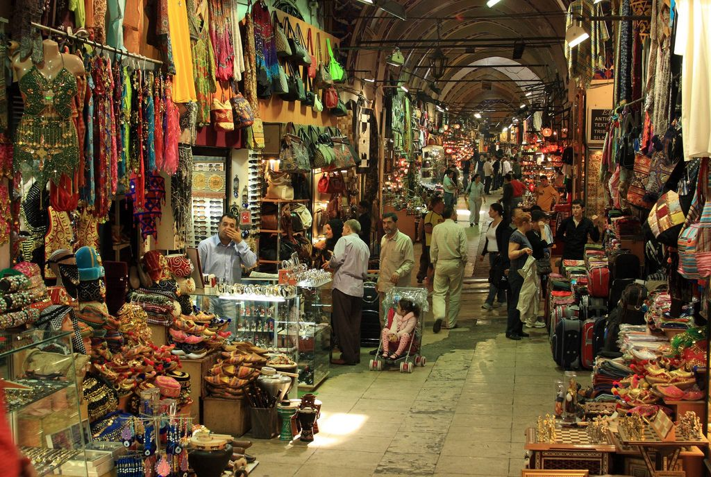 grand bazaar The Grand Bazaar Sales Tips in Istanbul