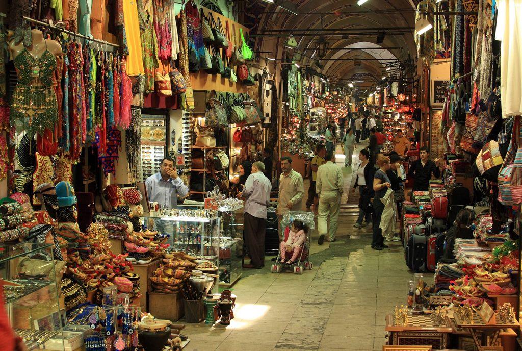 grand bazaar The Grand Bazaar Sales Tips in Istanbul