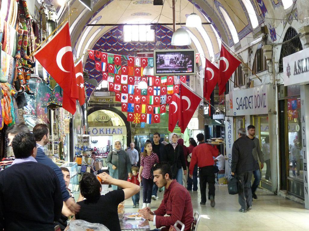 grand bazaar1 The Grand Bazaar Sales Tips in Istanbul