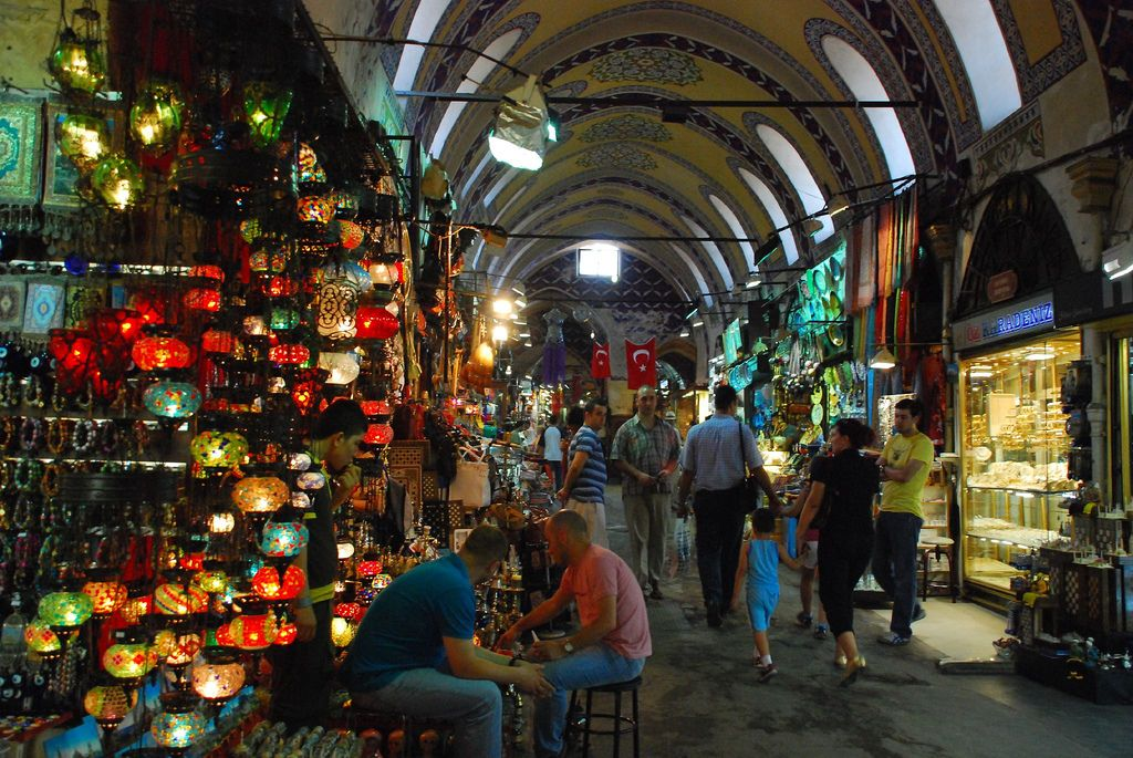 grand bazaar10 The Grand Bazaar Sales Tips in Istanbul