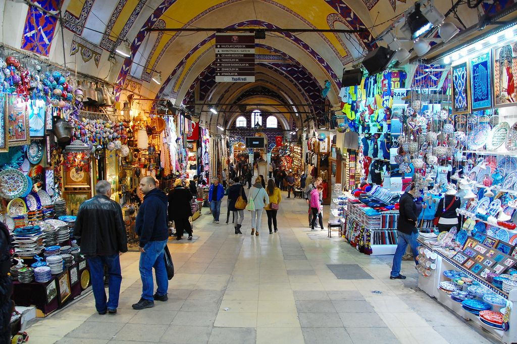 grand bazaar12 The Grand Bazaar Sales Tips in Istanbul