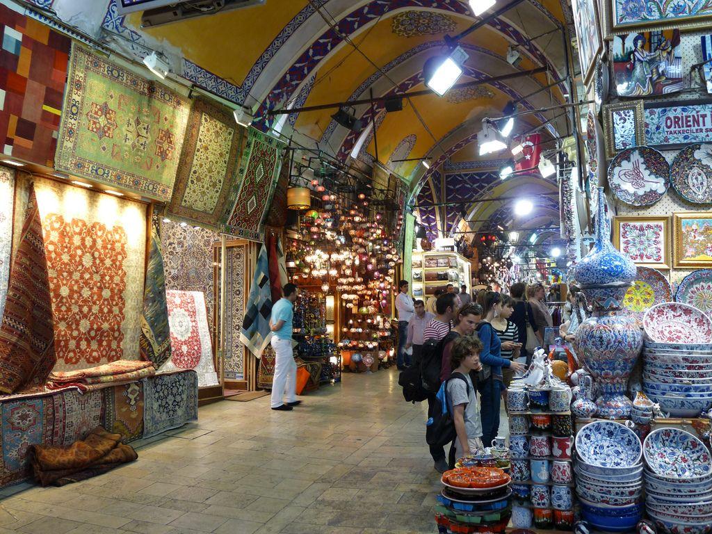 grand bazaar14 The Grand Bazaar Sales Tips in Istanbul
