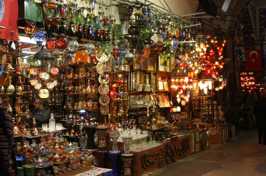 grand bazaar4 The Grand Bazaar Sales Tips in Istanbul