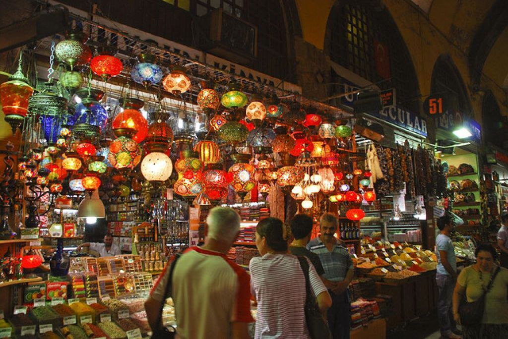 grand bazaar6 The Grand Bazaar Sales Tips in Istanbul