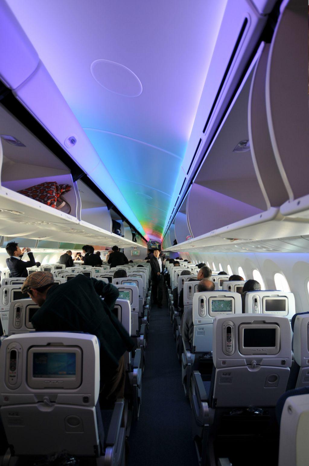 dream liner 7871 Inside Boeing Dreamliner 787