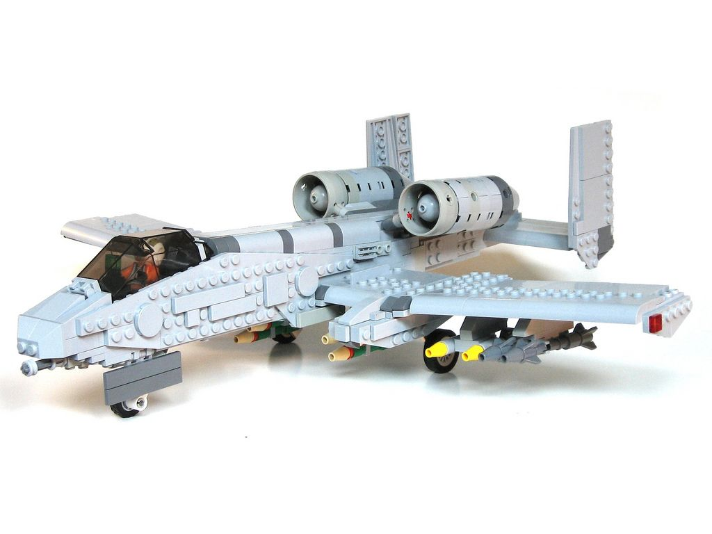 lego aircraft13 Lego Air Force