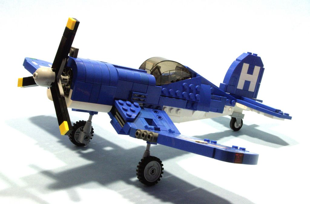 lego aircraft5 Lego Air Force