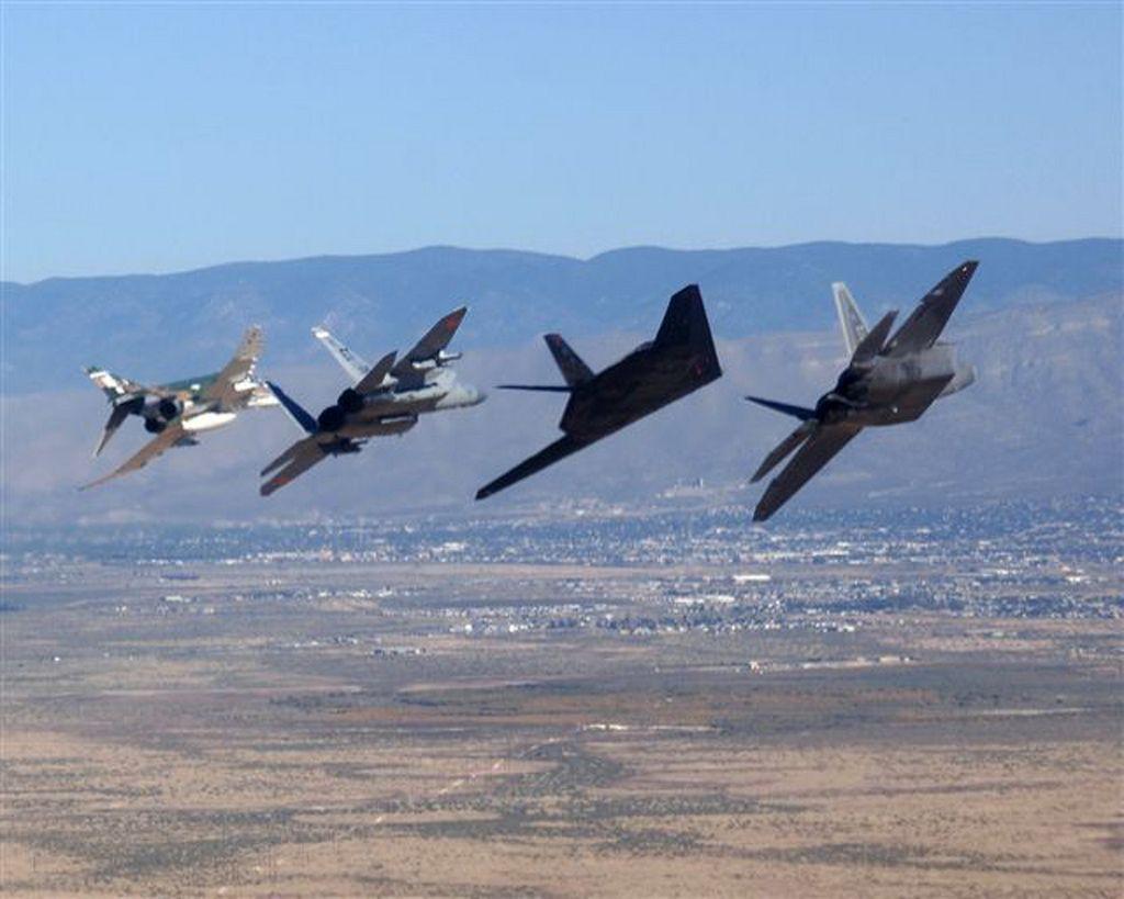 f 11716 Lockheed F 117 Nighthawk Still in Service