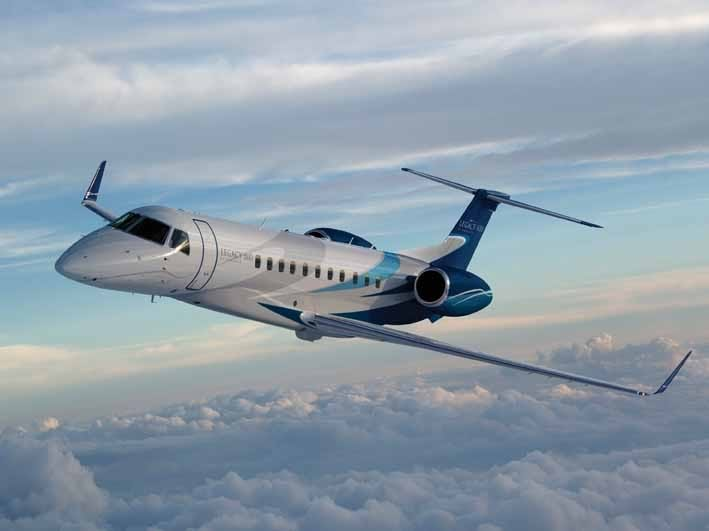 embraer jet5 Private Jet Embraer Legacy