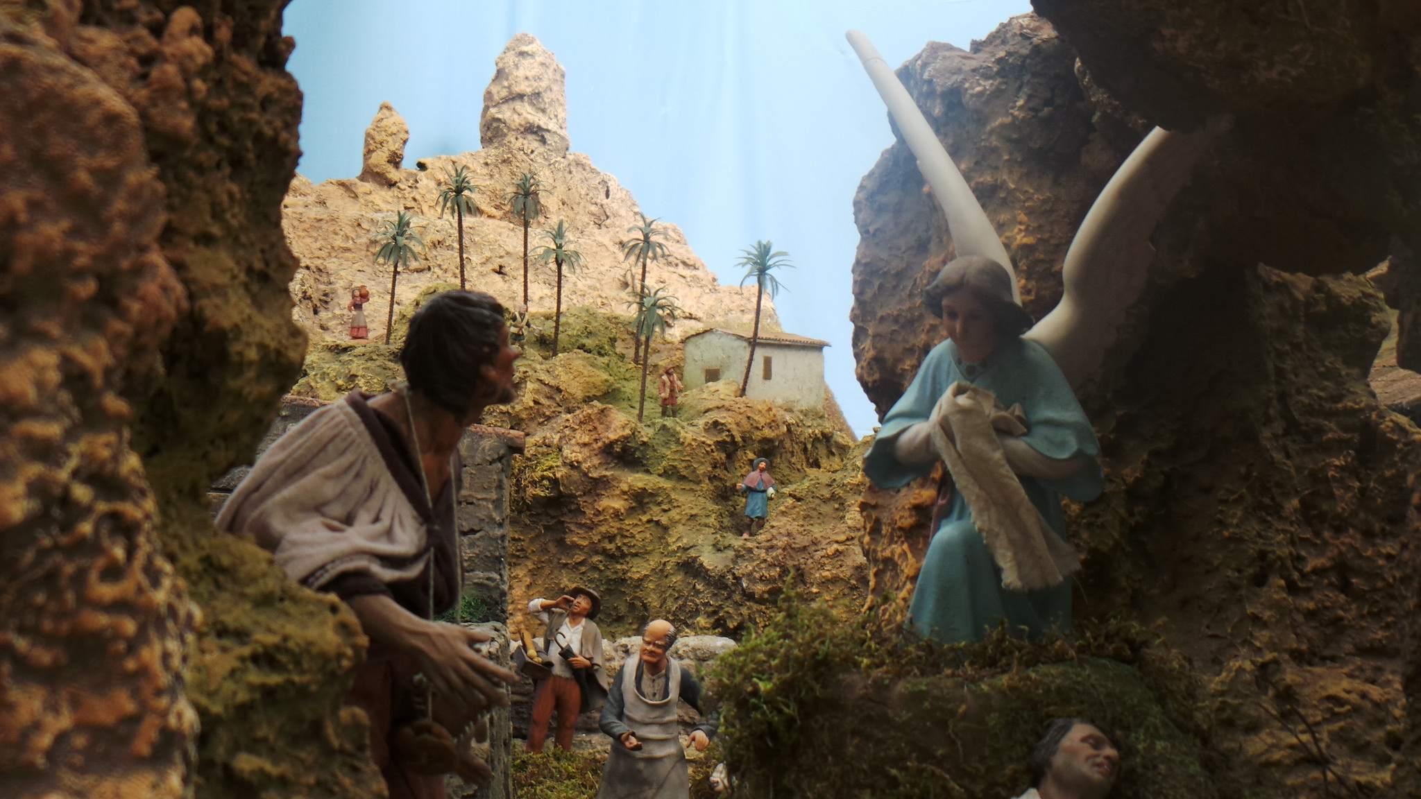 nativity scene11 Traditional Bethlehem in Las Palmas, the Gran Canaria
