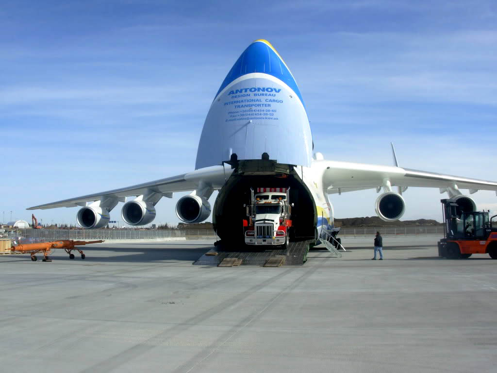 antonov an 22512 The Worlds Biggest Plane Antonov An 225 Mriya