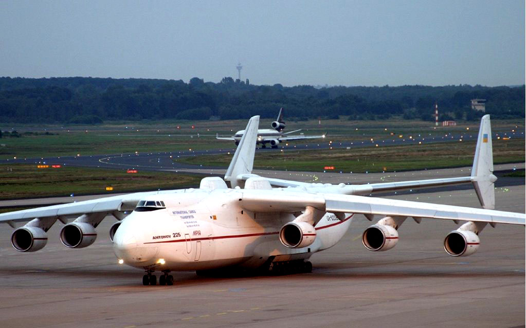 antonov an 2259 The Worlds Biggest Plane Antonov An 225 Mriya