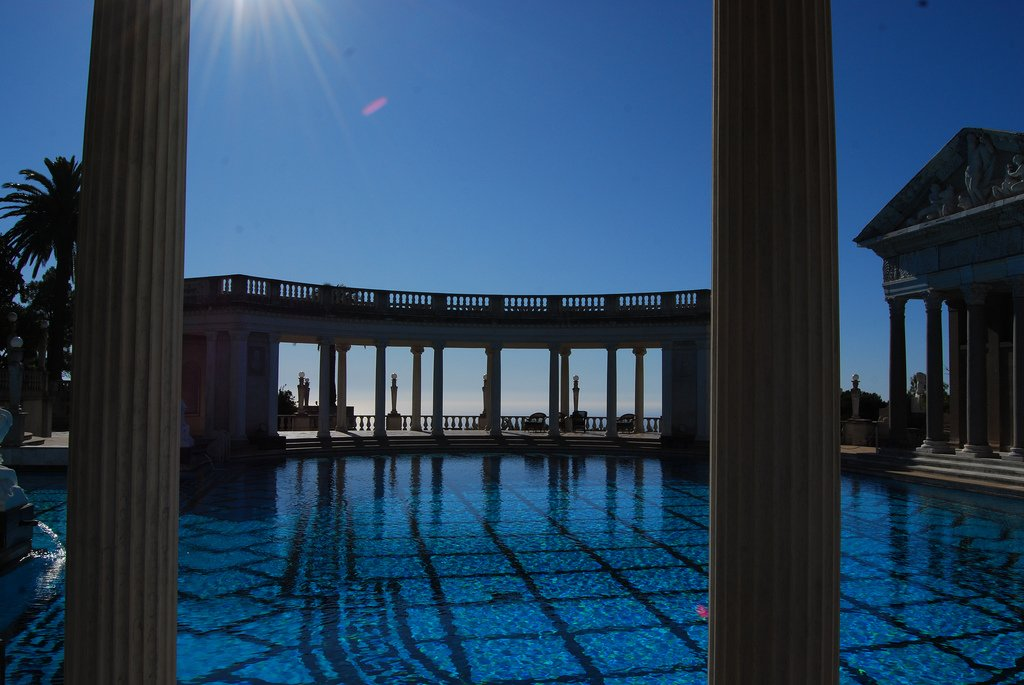 hearst castle15 Absolutely Breathtaking Pools in Hearst Castle