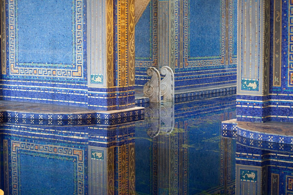 hearst castle6 Absolutely Breathtaking Pools in Hearst Castle