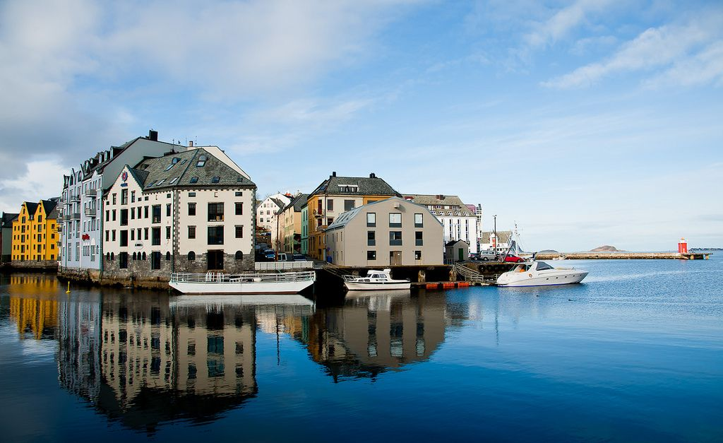 alesund5 Alesund   The Most Beautiful City in Norway