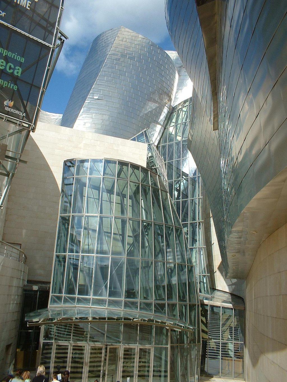 guggenheim museum13 Amazing Building of Guggenheim Museum in Bilbao