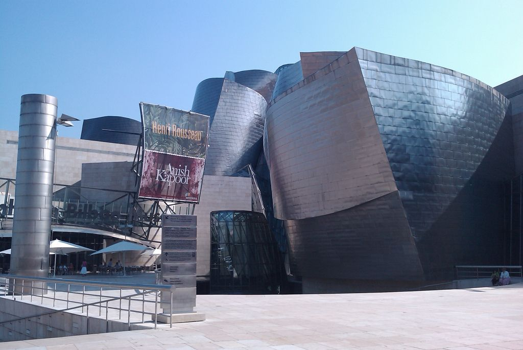guggenheim museum7 Amazing Building of Guggenheim Museum in Bilbao