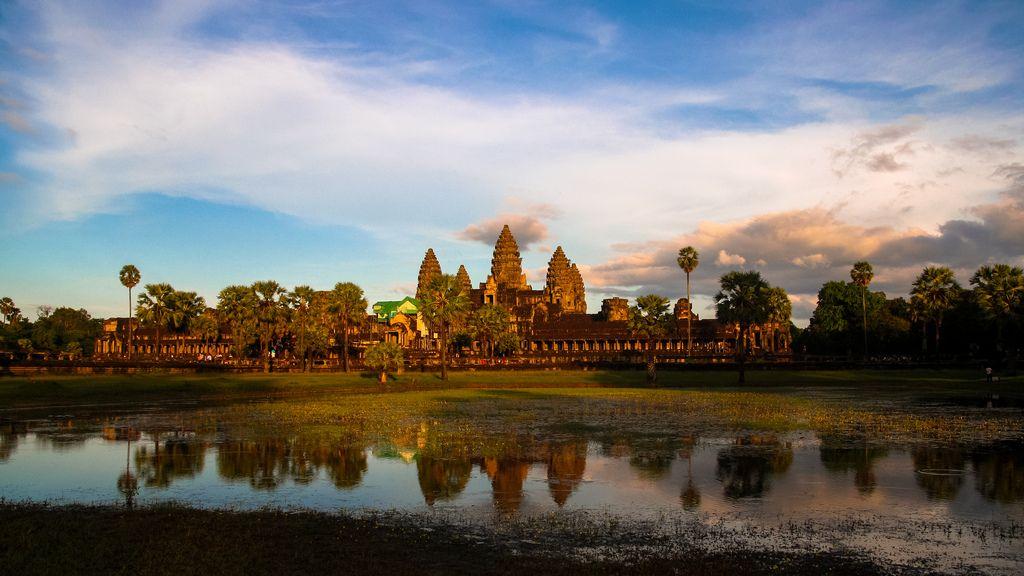 angkor wat2 Angkor Wat   UNESCO World Heritage