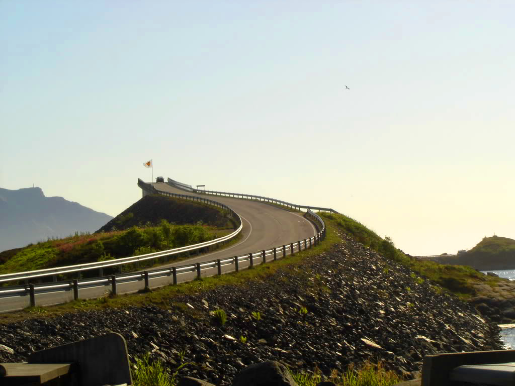 atlantic road4 Atlanterhavsveien   Best Road Trip in Norway