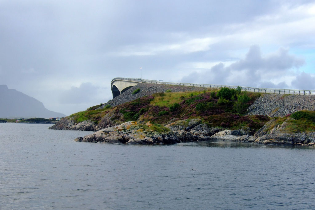 atlantic road5 Atlanterhavsveien   Best Road Trip in Norway