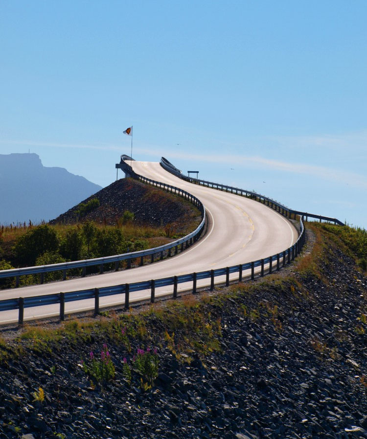 atlantic road9 Atlanterhavsveien   Best Road Trip in Norway