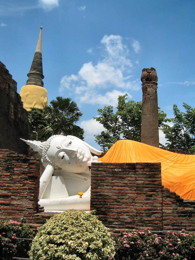 ayutthaya The Ayutthaya Historical Park