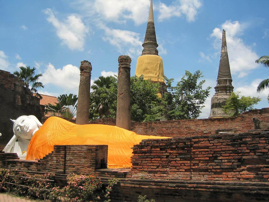 ayutthaya1 The Ayutthaya Historical Park