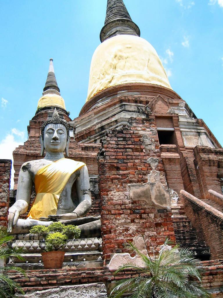 ayutthaya10 The Ayutthaya Historical Park