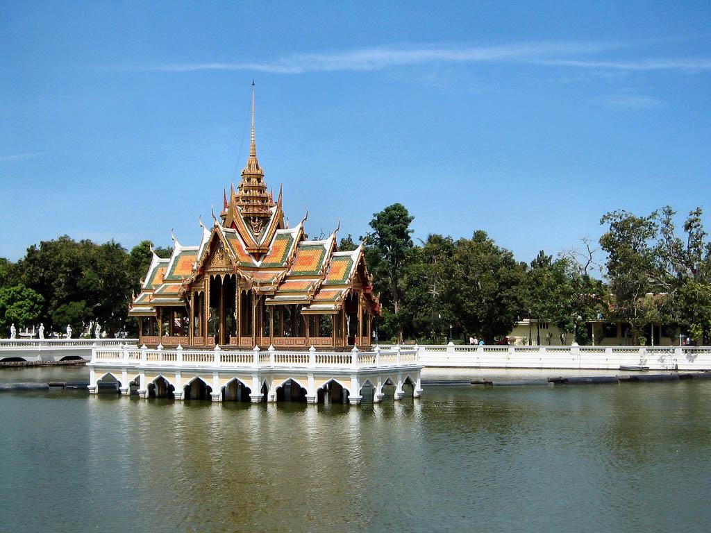 ayutthaya11 The Ayutthaya Historical Park