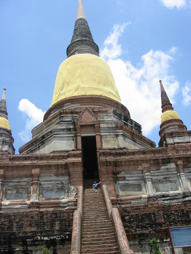 ayutthaya15 The Ayutthaya Historical Park
