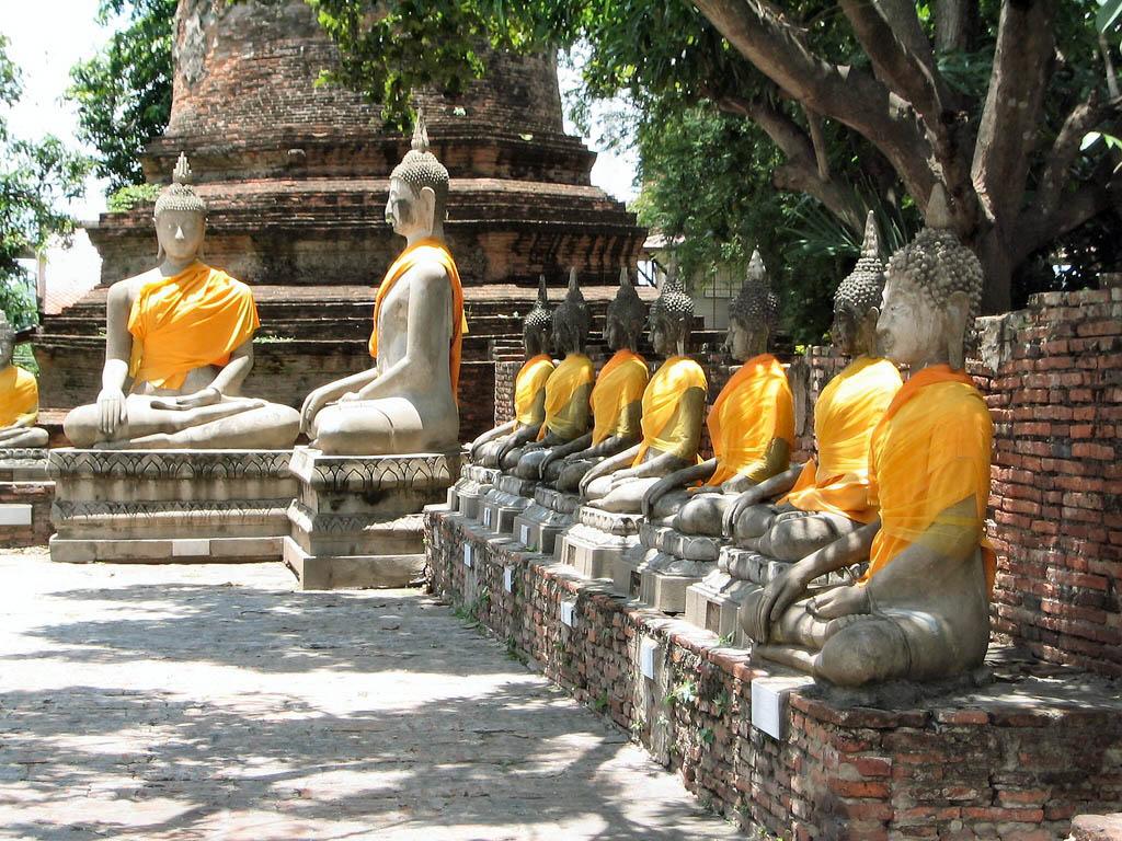 ayutthaya2 The Ayutthaya Historical Park