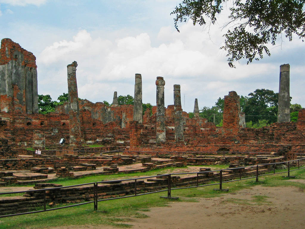 ayutthaya20 The Ayutthaya Historical Park