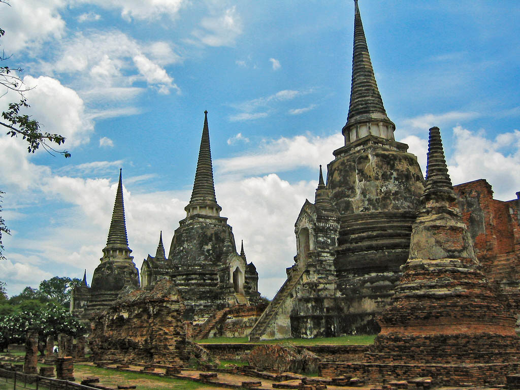ayutthaya21 The Ayutthaya Historical Park