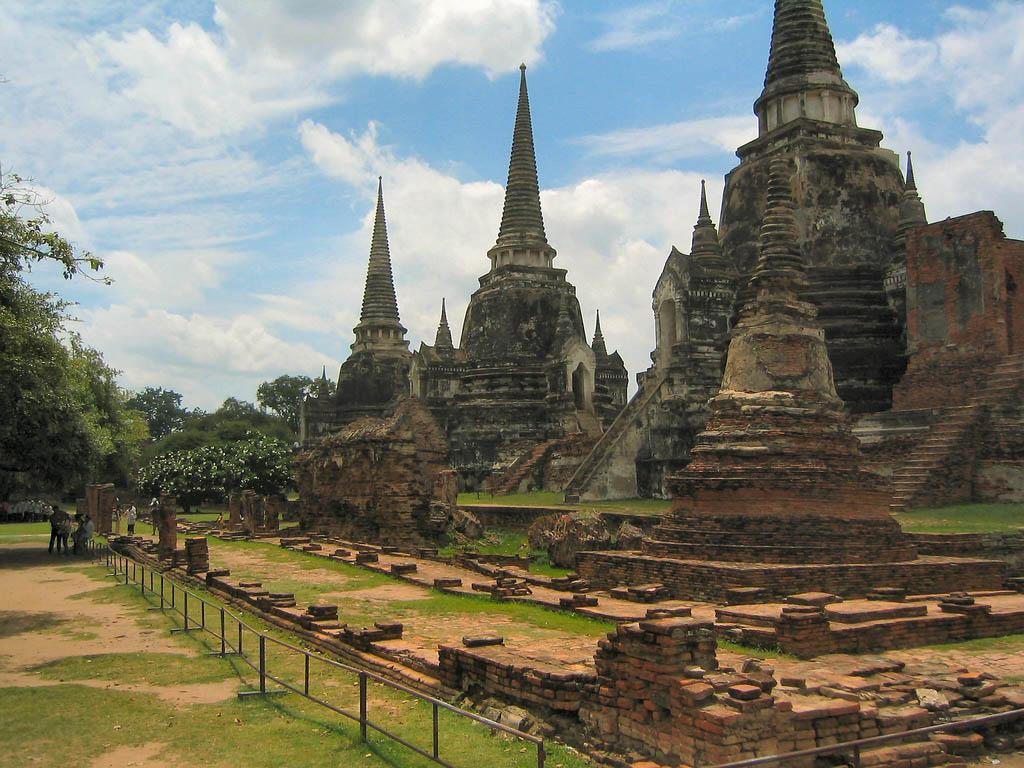 ayutthaya22 The Ayutthaya Historical Park