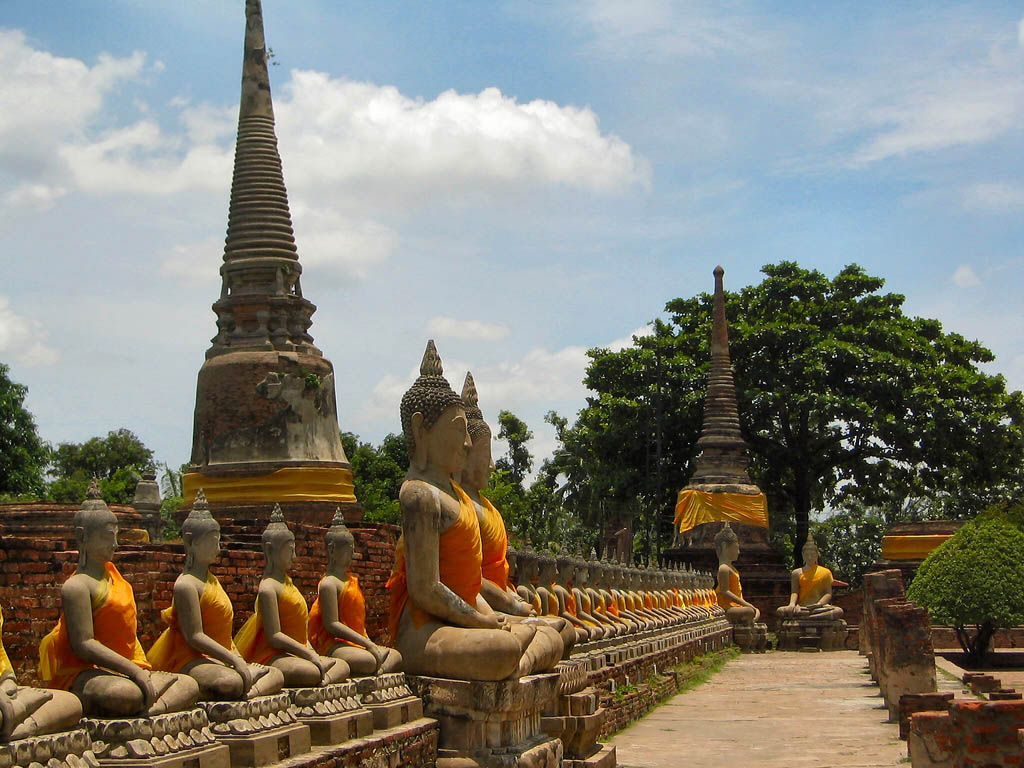 ayutthaya3 The Ayutthaya Historical Park