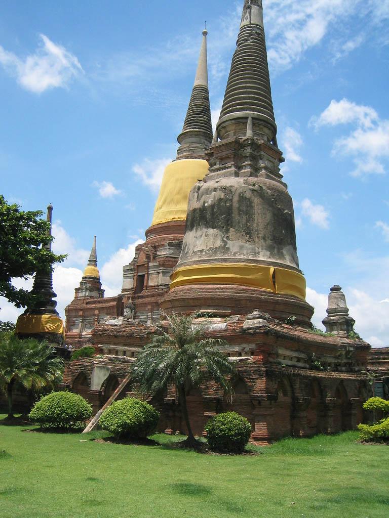 ayutthaya5 The Ayutthaya Historical Park