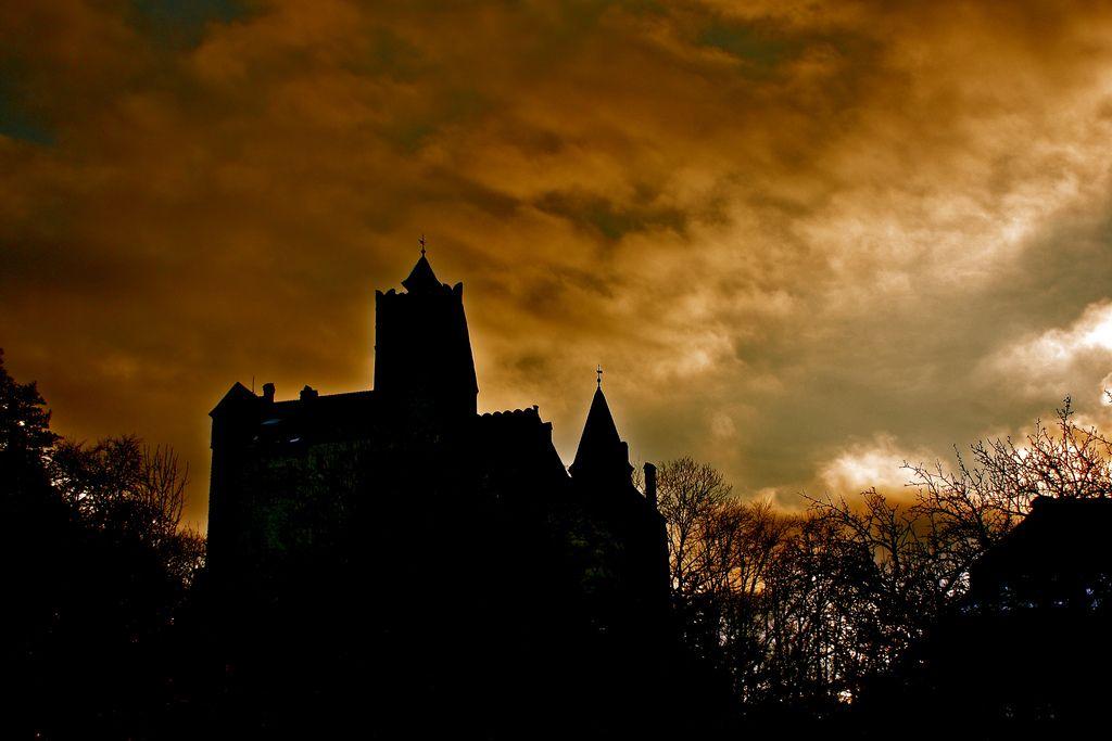 bran castle Bran Castle aka Draculas Castle