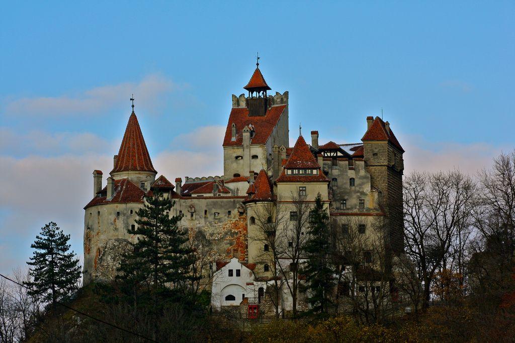 bran castle2 Bran Castle aka Draculas Castle