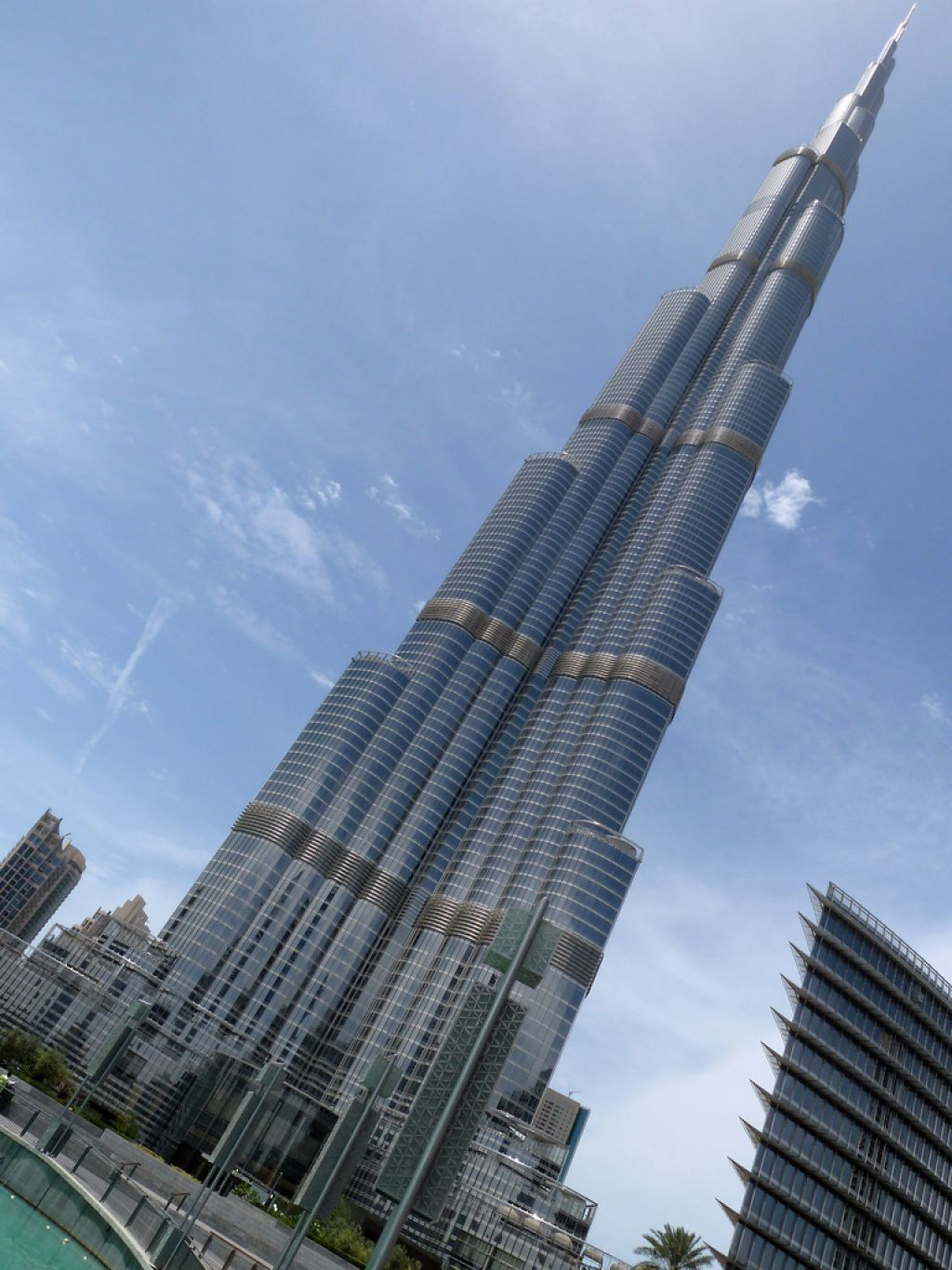 burj khalifa Burj Khalifa   The Tallest Building in the World