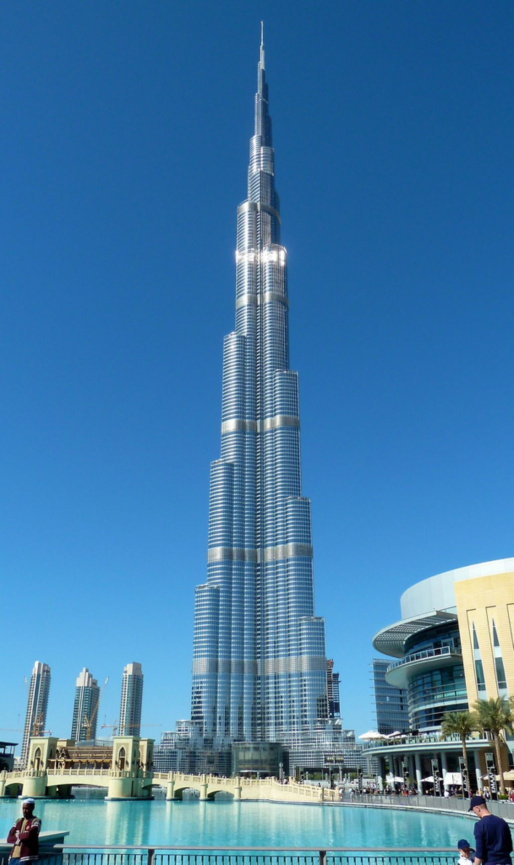 burj khalifa1 Burj Khalifa   The Tallest Building in the World