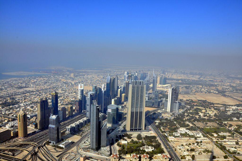burj khalifa10 Burj Khalifa   The Tallest Building in the World