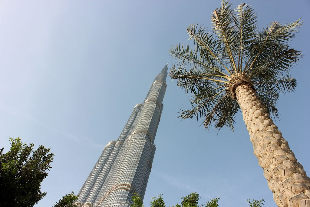 burj khalifa3 Burj Khalifa   The Tallest Building in the World