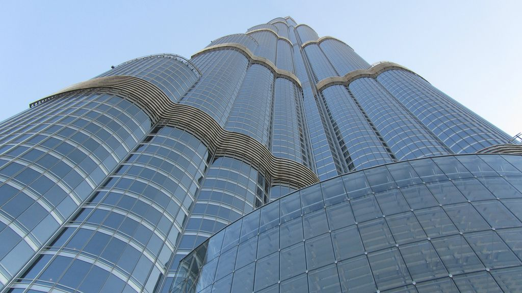 burj khalifa5 Burj Khalifa   The Tallest Building in the World